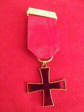 Franc-Maçonnerie médaille symbolique 18ème degré REAA - Masonic jewel