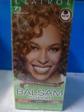 CLAIROL 71 HONEY  BLONDE SHADES OF BEAUTY COLLECTION BALSAM COLOR