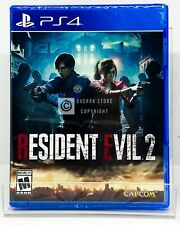 Resident Evil 2 - PS4 - Brand New | Factory Sealed