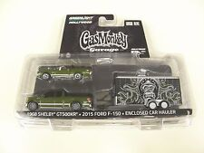Greenlight Collectibles Gas Monkey Garage Hitch & Tow Series1