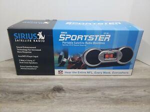 Sirius Sportster SP-B1 For Sirius Home Satellite Radio Receiver *NEW OPEN BOX*