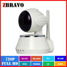 IP CAMERA INTERNI CASA WIRELESS WIFI 720p CAMERA INTELLIGENTE VIDEOSORVEGLIANZA