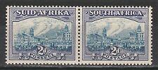 SOUTH AFRICA 1933 UNION BUILDINGS 2D BLUE & VIOLET MNH **