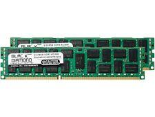 Black Diamond Memory 16GB (2 x 8GB) 240-Pin DDR3 SDRAM DDR3 1600 (PC3 12800) ECC