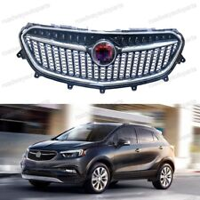 Chrome Front Upper Chrome Billet Grille Grill for Buick Encore 2017-2018