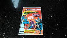 """!!! COMICS """"SUPERMAN/BATMAN"""" <> Ehapa 7/1977 <> Zustand 1 in Schutzhülle !!!"""