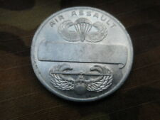 101st AIRBORNE DIVISION US ARMY air assault airborne para CHALLENGE COIN alloy