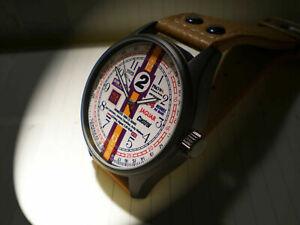 Le Mans 1988 Winners Tribute Watch, Silk Cut Jaguar, Lammers Dumfries,Wallace