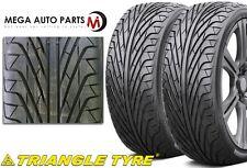 2 X New Triangle TR968 225/45R17 94V XL Durable All Season Performance Tires