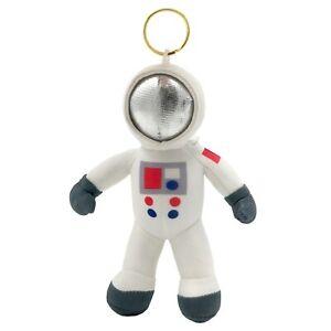Cosmonaut White – 17 cm plush figure, keyring, astronaut in complete space suit
