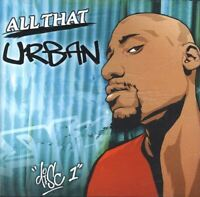 ALL THAT URBAN ~ Disc 1 ~ Compilation CD Album ~ Like New ~ FREE POST!