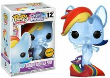 Il film My Little Pony Rainbow Dash MARE Pony Chase Pop Vinyl-Nuovo! in MAGAZZINO