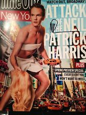 Neil Patrick Harris signed autographed 8x10 Hedwig How I met your Mother