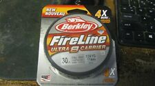 Berkley Fireline Ultra 8 Carrier, 20#, 125 yds, free shipping