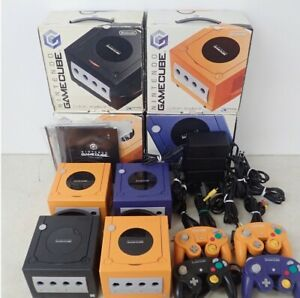 Nintendo GameCube Console Complete accessories Select Game Boy Player DOL-001
