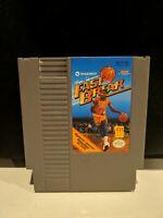 Magic Johnson's Fast Break - Classic NES Nintendo Game