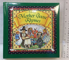 Mother Goose Rhymes Children Hardcover Book, 1999 Publications International