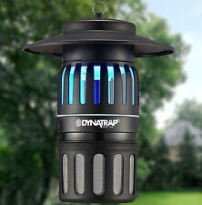 Dynatrap DT1050 Yard Lawn 1/2 Acre Coverage Mosquito Bug Insect Trap All Seasons