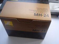 Chargeur D'ORIGINE NIKON MH-24 pour EN-EL14 EN-EL14A NEUF