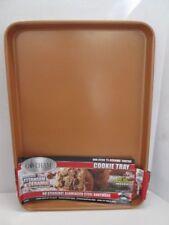 Gotham Steel Titanium Ceramic Copper  non-stick cookie tray sheet BRAND NEW!