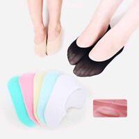 10 paires Femme invisible Chaussettes Mince No Show Secret Socks 17 Couleurs