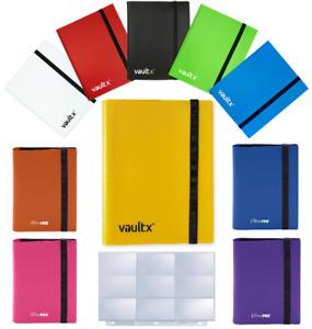Trading Card Binder Standard Size Trading Card Holder Protector Album 160 Pocket