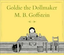 Goldie the Dollmaker-ExLibrary