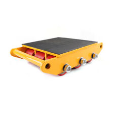 More details for 15t machinery mover dolly machinery mover rotating roller skate roller 33000 lbs