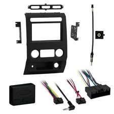Metra 95-5850B 2-DIN Dash Kit Combo Ford F-250/350/450/550XL w/o CD Player'17-Up