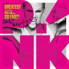P!nk - Greatest Hits...so Far!!! NEW CD + DVD