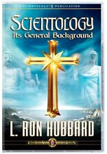 Scientology It's General Background - New - Free Shipping!