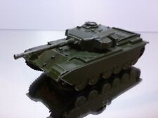 DINKY TOYS 651 CENTURION TANK - ARMY GREEN L13.0cm - GOOD CONDITION