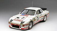 Porsche 924 Carrera Turbo Gt #3 13th Le Mans 1980 D. Bell / A. Holbert 1:18