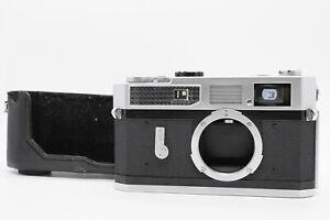 [MINT] Canon Model 7 Rangefinder Film Camera From Japan w/ Bottom Case japan