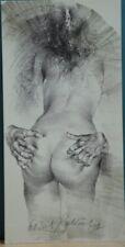 NUDES-LITHOGRAPH-OLDRICH KULHANEK*1940-2013-EX LIBRIS FRANTISEK PULTR-signed87
