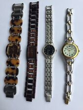 Ladies Watch Lot Michael Kors Pulsar Relic Fossil Working Perfectly Great Pieces