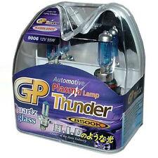 GP Thunder™ 8500K 9006 HB4 Plasma White Light Bulbs Headlamp Fog BMW Lexus Honda