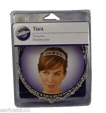 Wilton Wedding Bridal Tiara Diamond Arch Rhinestone 1006-840