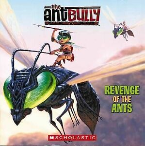 Ant Bully The Revenge of the Ants (Paperback) Book