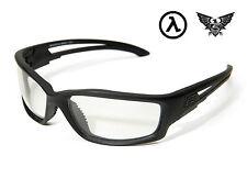 Edge Tactical Eyewear Blade Runner Schwarz/Klar Vapor Shield Lens-sbr611