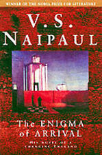 The Enigma of Arrival, By Naipaul, V. S.,in Used but Acceptable condition