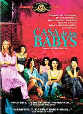 Casa de los Babys DVD (2004) Daryl Hannah Maggie Gyllenhaal