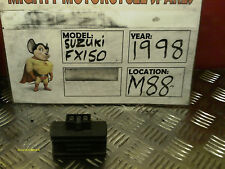 1998 2000 SUZUKI FX 150 FX150 REGULATOR RECTIFIER REG REC 98 99 2000  M88