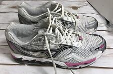 Mizuno Wave Creation 7 Womens Running/ Tennis Shoes  Sz 10 Pink