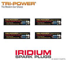 IRIDIUM SPARK PLUGS - for Hyundai Santa Fe 4WD 2.4L DM (G4KJ) TRI-POWER