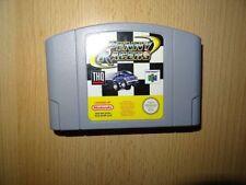 Videojuegos de carreras para Nintendo 64