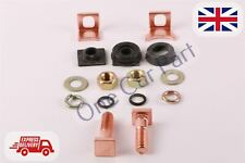 LAND ROVER DEFENDER TD5 DIESEL STARTER SOLENOID CONTACT REPAIR KIT SET 135385