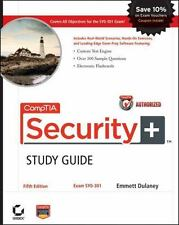 (s7) CompTIA Security+ Study Guide Authorized Courseware:Exam SY0-301 (NEW BOOK)