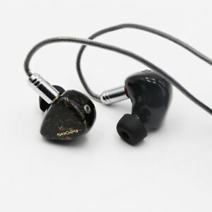 Shozy Form1.4 1DD+4BA Five Driver Hybrid In-ear Earphones with Detachable Cable