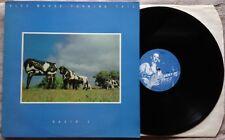 """DAVID J (Bauhaus) / BLUE MOODS TURNING TAIL - EP 12"""" (printed in UK 1985)"""